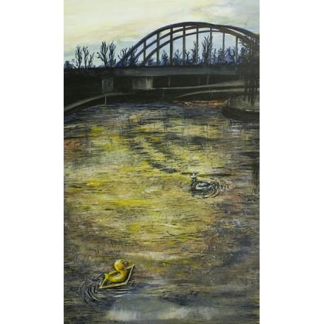 Paper Print - Bridgedy Bridge Bridge