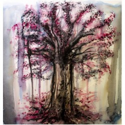 Paper Print - Tree