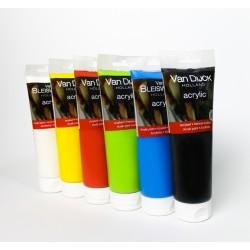 Acrylfarbe 250ml (pastös) - diverse Farbtöne
