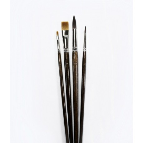 Paint brushes - combi pack